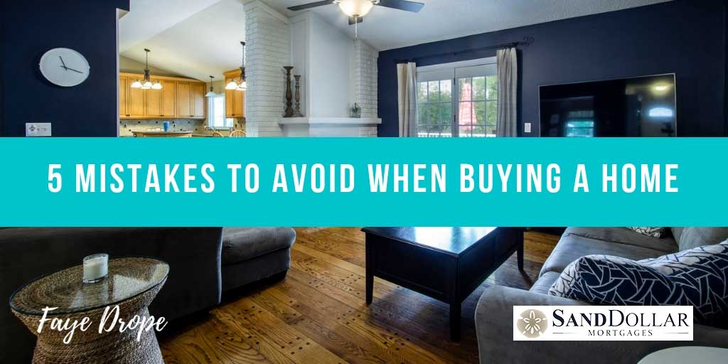 5 Mistakes to Avoid When Buying Your First House in Nanaimo, BC