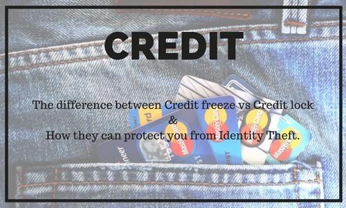 The Differences Between a Credit Freeze and Credit Lock, and How They Can Protect You from Identity Theft in Nanaimo, BC