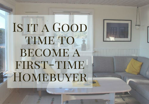 Is it a Good Time to Become a First-Time Home Buyer in Nanaimo, British Columbia?