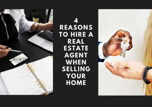4 Reasons to Hire a Real Estate Agent When Selling Your Home in Nanaimo, British Columbia