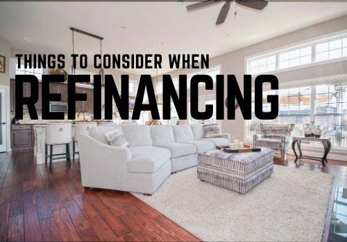 What should you consider when refinancing your mortgage in Nanaimo, BC?
