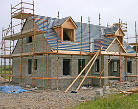 Construction Financing for those in Nanaimo, Lady Smith, Nanoose, Parksville BC